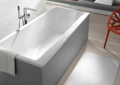 baignoire installation salle de bain renovation salle de bain kruth moosch valle thann